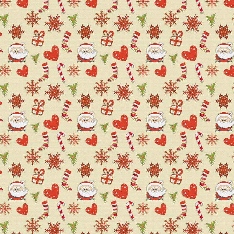 Papel decorativo navide o para scrapbook decoupage - Decorativos para navidad ...