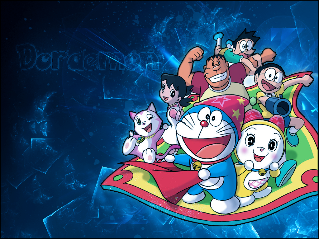 Doraemon Wallpaper For Desktoppng 1024768 My Obsession
