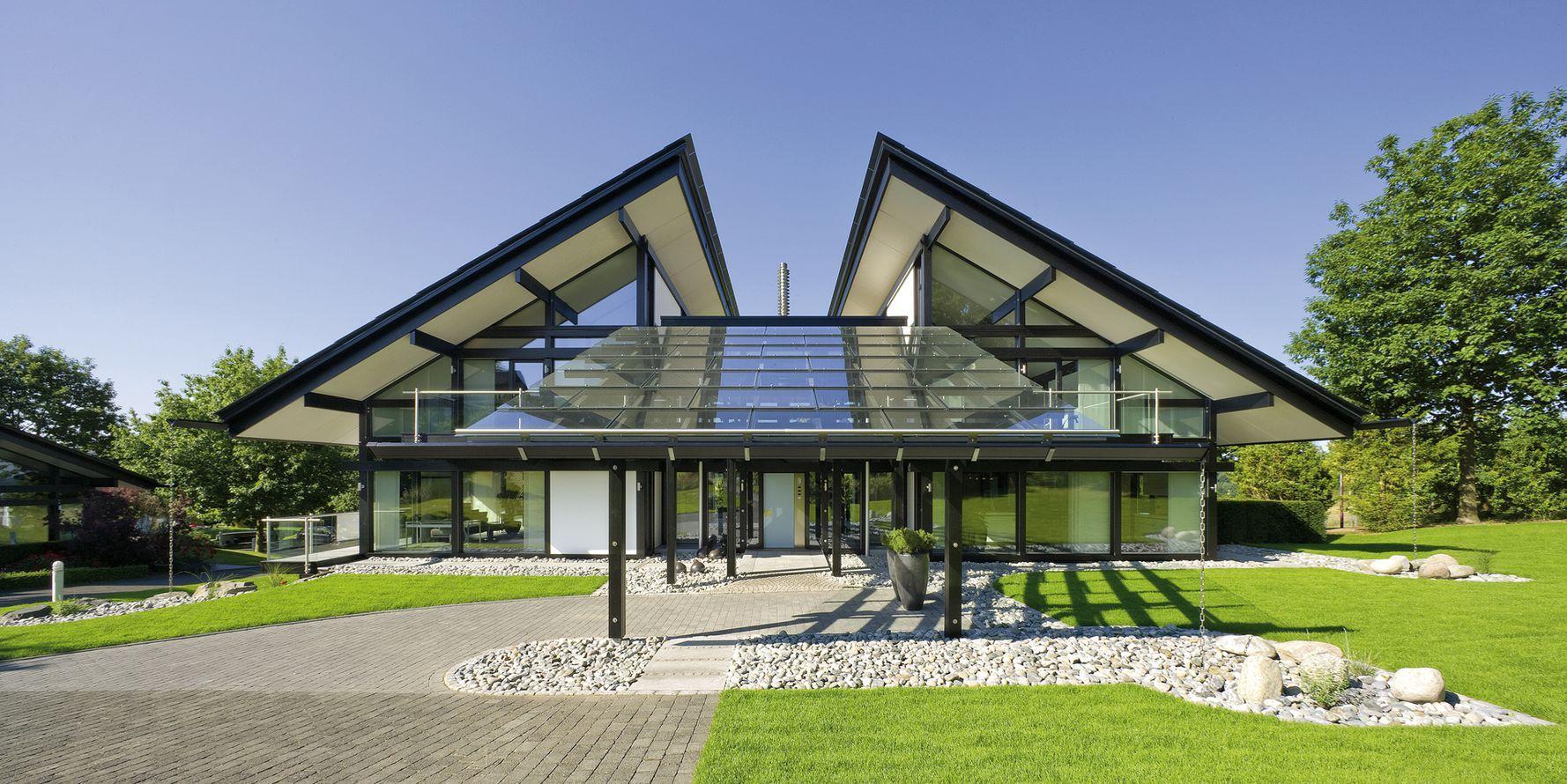 Modernes Fachwerkhaus huf architektenhaus modernes fachwerkhaus aus holz und glas house