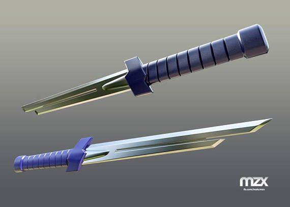 Thor 3 Ragnarok Loki Laufeyson Double Daggers Cosplay Prop High Quality