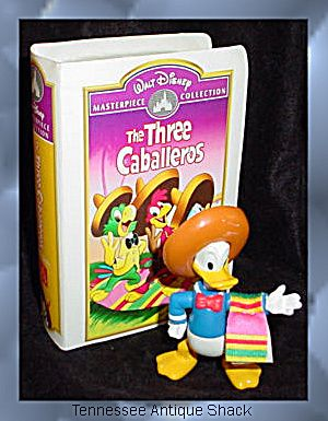 McDonald's Happy Meal The Three Caballeros (Image1)