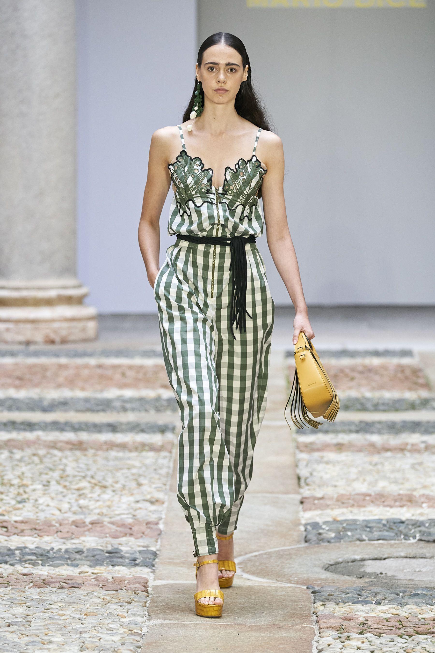 Mario Dice Spring 6 Fashion Show  The Impression  Fashion