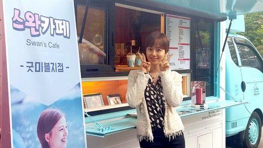 """'굿미블' 종영 앞둔 문채원, """"유종의 미 거둘 것"""" - 굿바이 미스터 블랙 갤러리"""