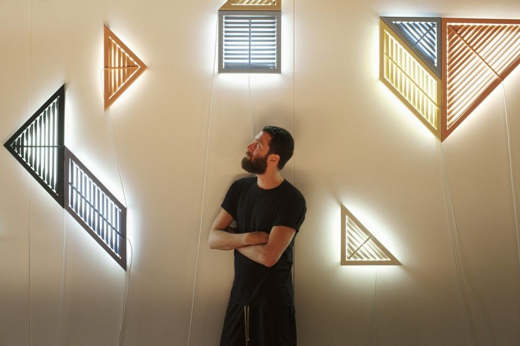Philipe Malouin | Canadian Designer | Own a personal firm and worked with famous designer Tom Dixon