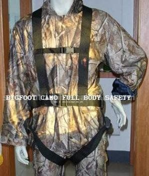 Full Body Hunting Safety Harness Climber Tree Stand The