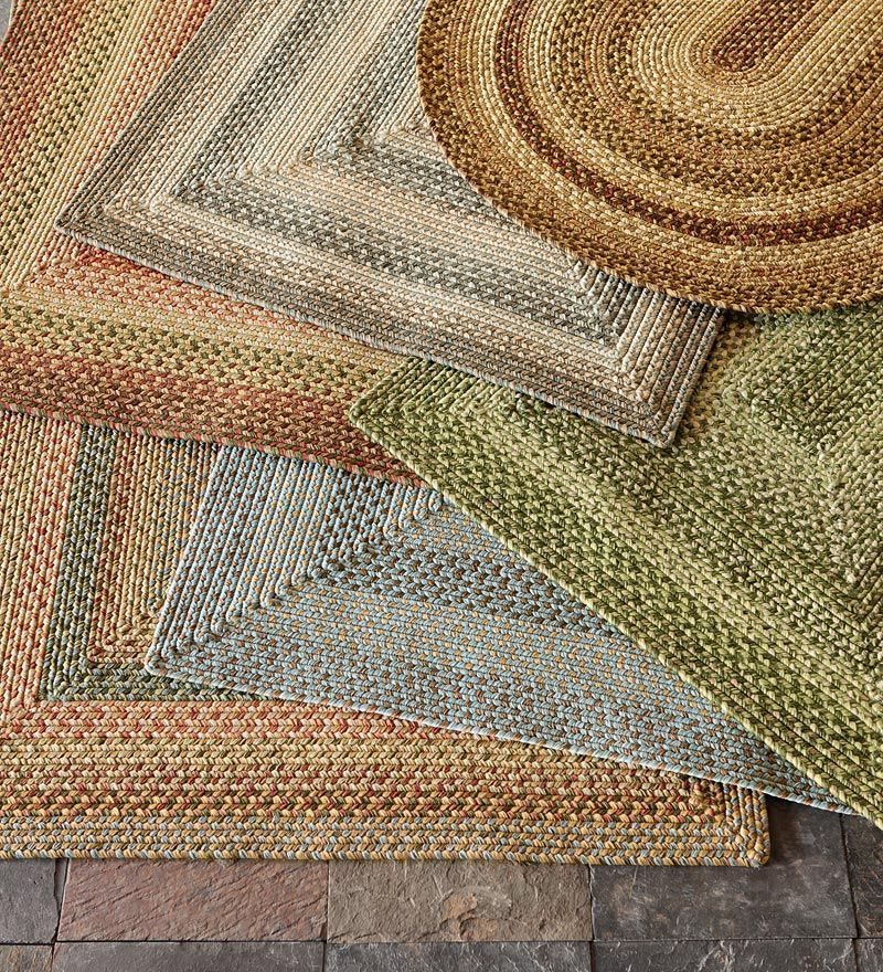 2w x 3l rectangle indooroutdoor polypropylene braided