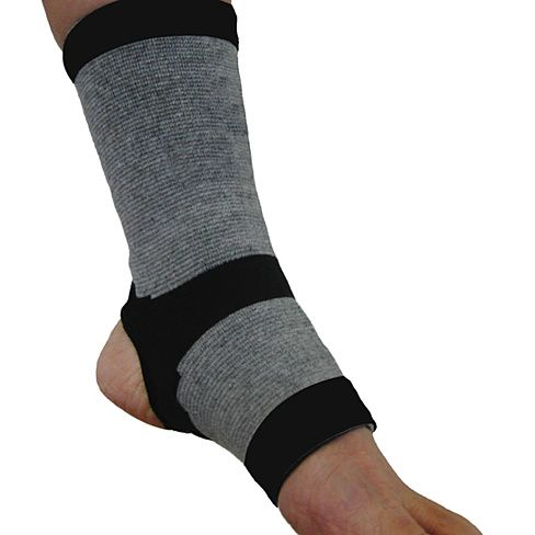 Bamboo Pro™ Self-Warming Ankle Support