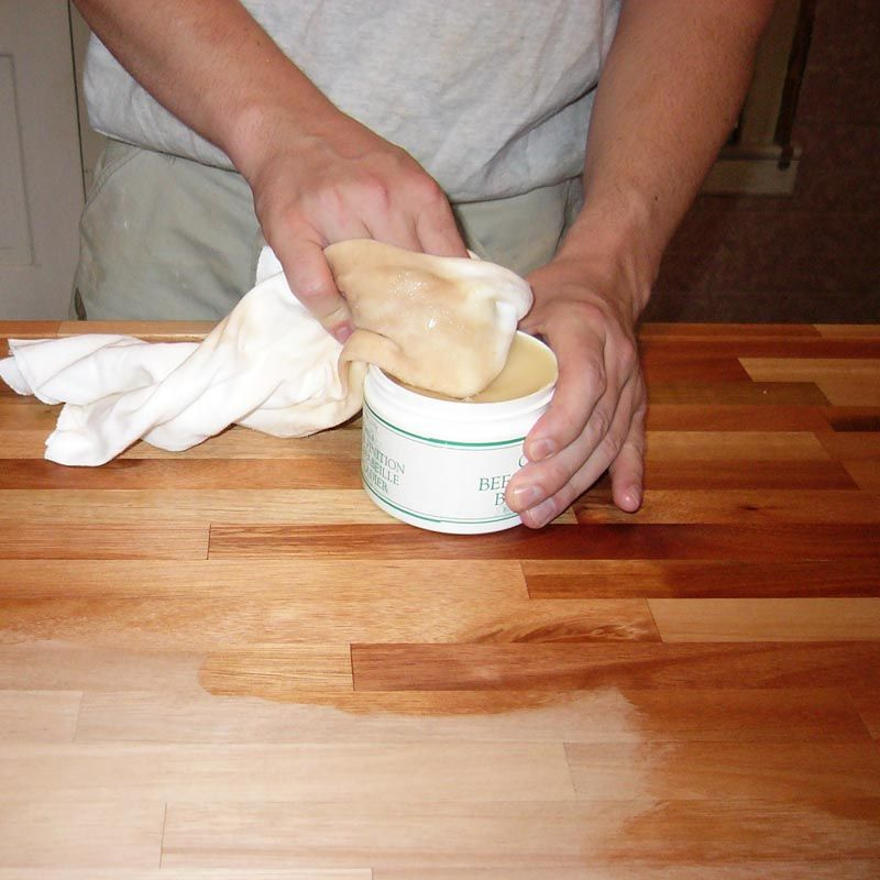 wood wax polish  The Best Furniture Polish  The Original Bees