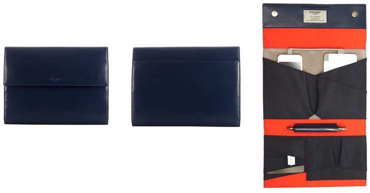 """[리타몰] 노모런던 노매드 에어 래더 - 10"""" 태블릿에 최적화된 최고의 프리미엄 패션 클러치"""