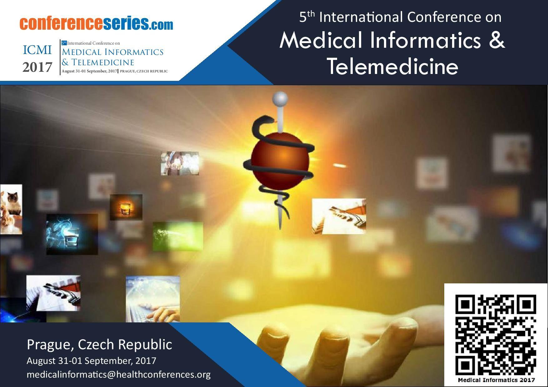 5th International Conference on #Medical_Informatics