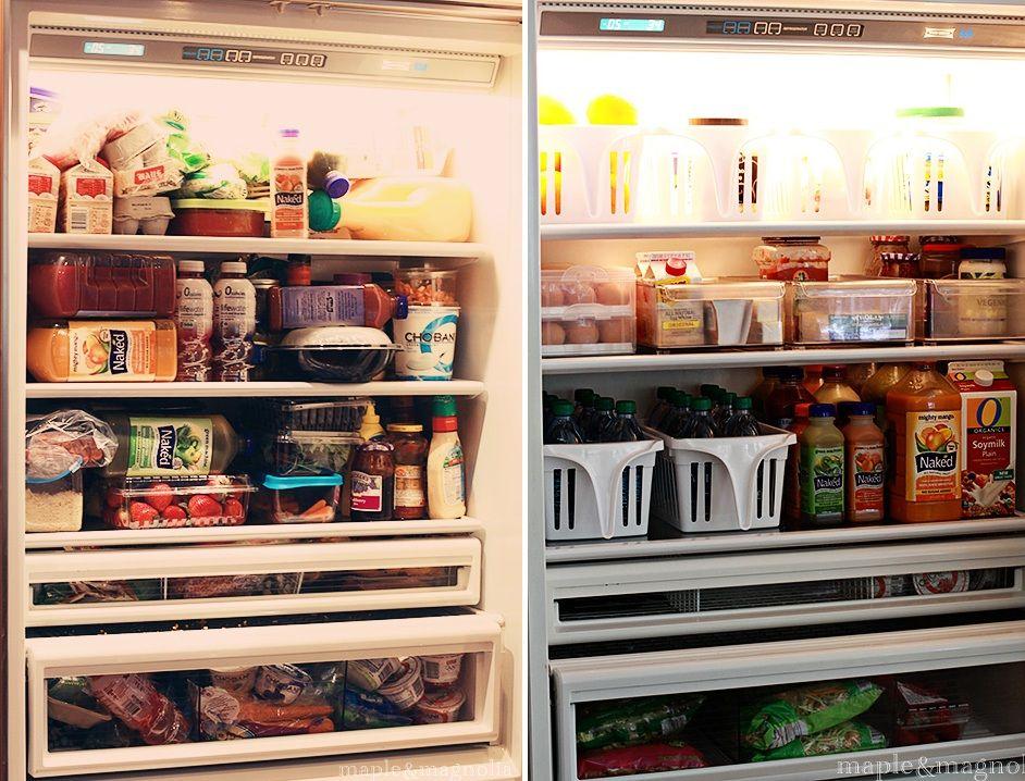Kühlschrank Ordnung : Richtige kühlschranksortierung den kühlschrank sinnvoll