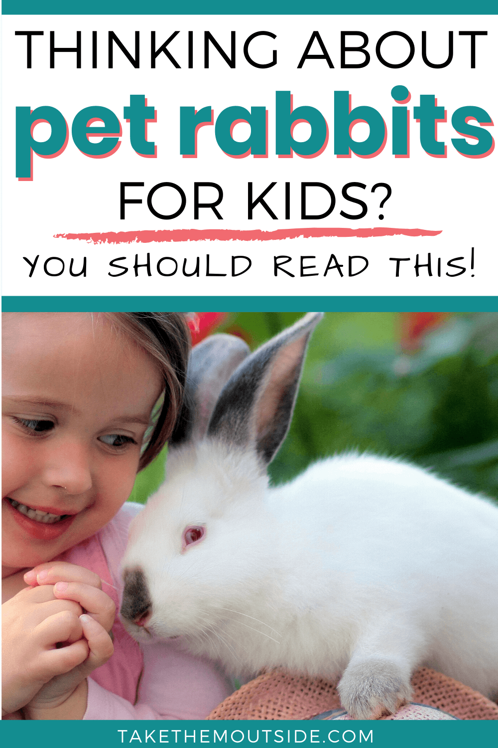 Bunnies Are The Perfect Pet For Your Kid To Love Care For Animals For Kids Best Pets For Kids Pet Rabbit