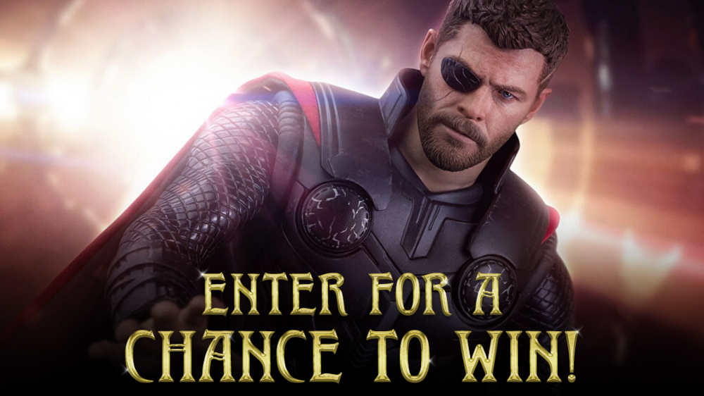 About This Contest Thank You For Subscribing To The Let Your Geek Sideshow Newsletter There Are Plenty Of Ways To Enter This Gi Infinity War Avengers Sideshow