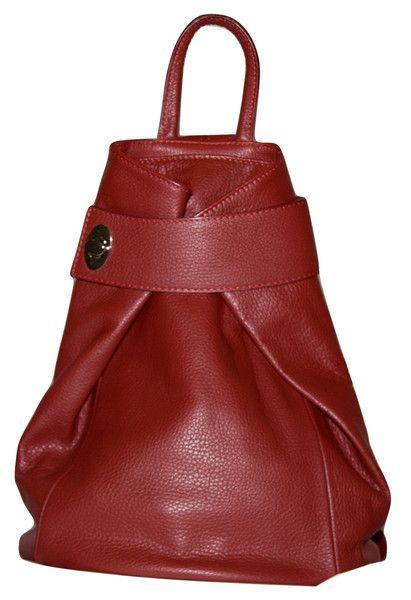LaGaksta Stella Italian Leather Backpack Purse and Shoulder Bag ...