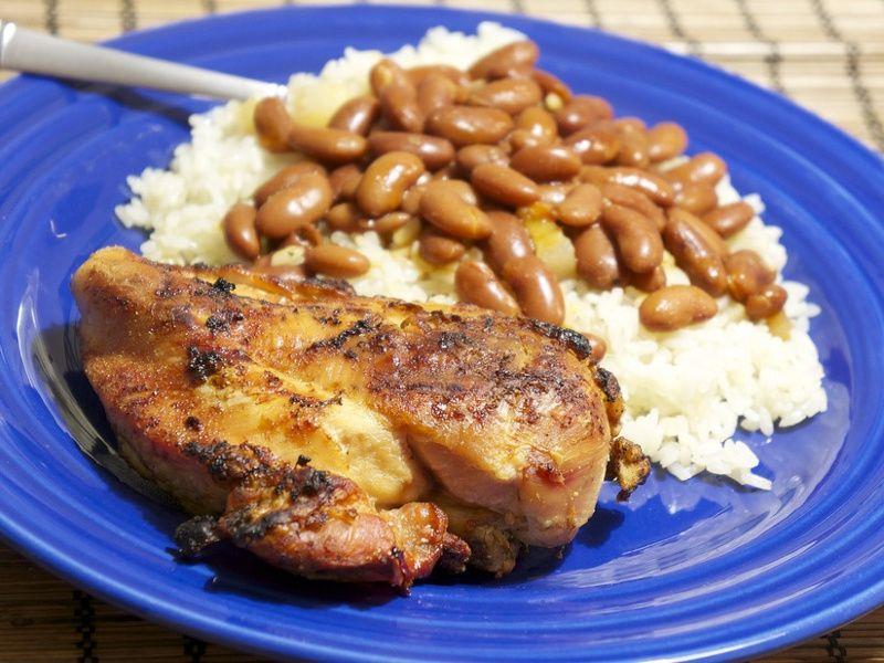 Arroz con habichuelas recipe dominican red beans and rice see arroz con habichuelas recipe dominican red beans and rice see moros y cristianos recipe forumfinder Gallery
