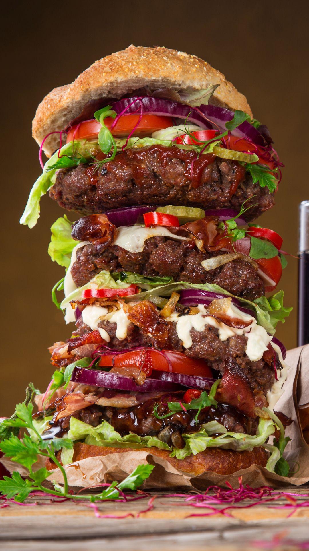 Burgerology Hamburger Fast Food Food Vector Graphics