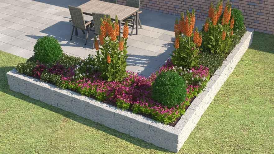Gestalten Sie Ihr Beet Mit Professioneller Unterstutzung Obi Beetplaner Pflanzen Gartenkunst Diy Gartenbau