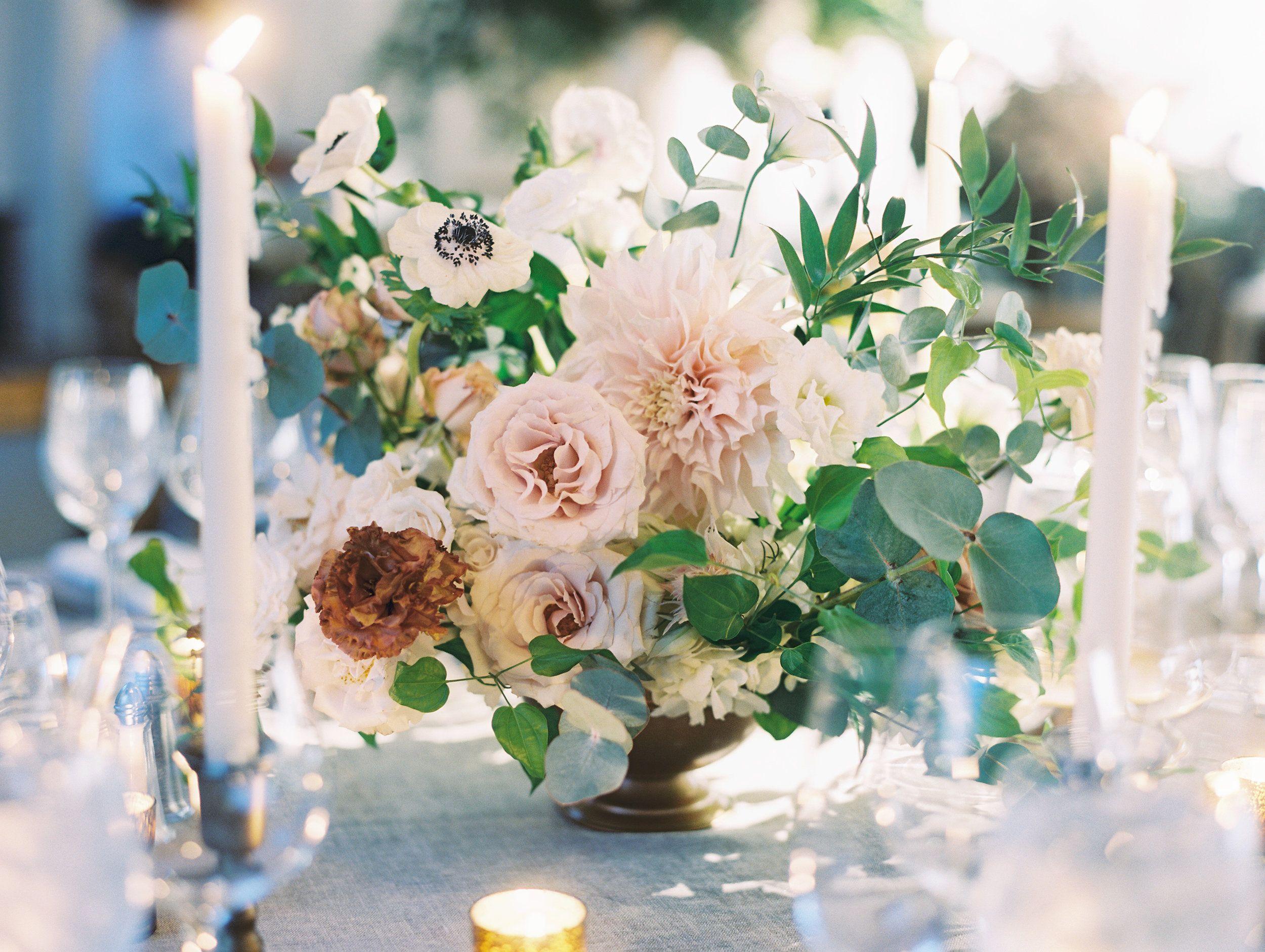 Abby Jiu Photography 921 Jpg Dahlia Centerpiece Wedding Dahlias Wedding Wedding Centerpieces