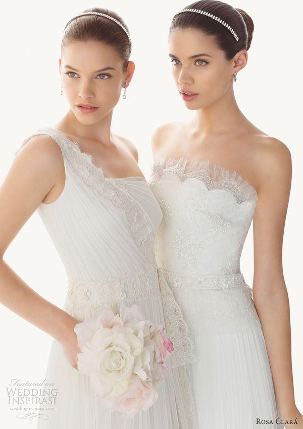 Beautiful Rosa Clará dresses
