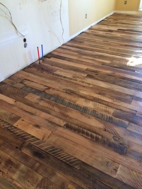 Skip Planed Mixed Species Flooring 3 4 5 Widths Reclaimed