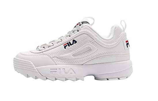 FILS: Fila Damen Sneaker Heritage Disruptor Low | Stylight ...