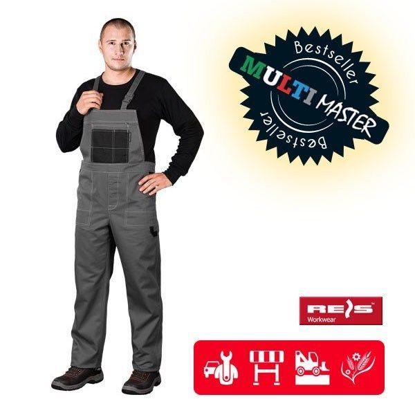 Arbeitslatzhose Grau Arbeitskleidung Latzhose Herren Hose Arbeitshose Gr 46 62 Ebay Latzhose Herren Arbeitskleidung Latzhose