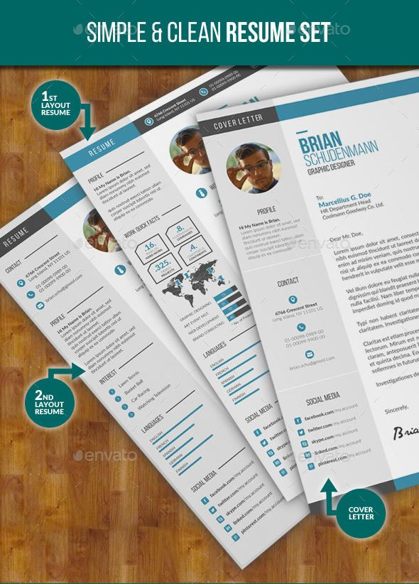 top 10 awesome  u0026 creative resume templates for spring 2016