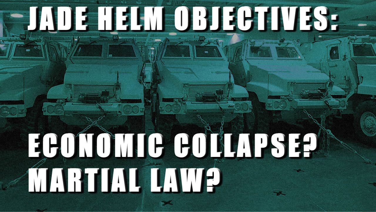 JUST IN: Jade Helm to Coincide with Economic Collapse and False Flag Terror? - http://nnn.is/1HJzBwS