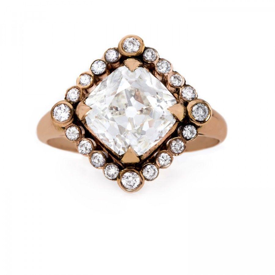 Claire Pettibone Couture | Byzantine Diamond