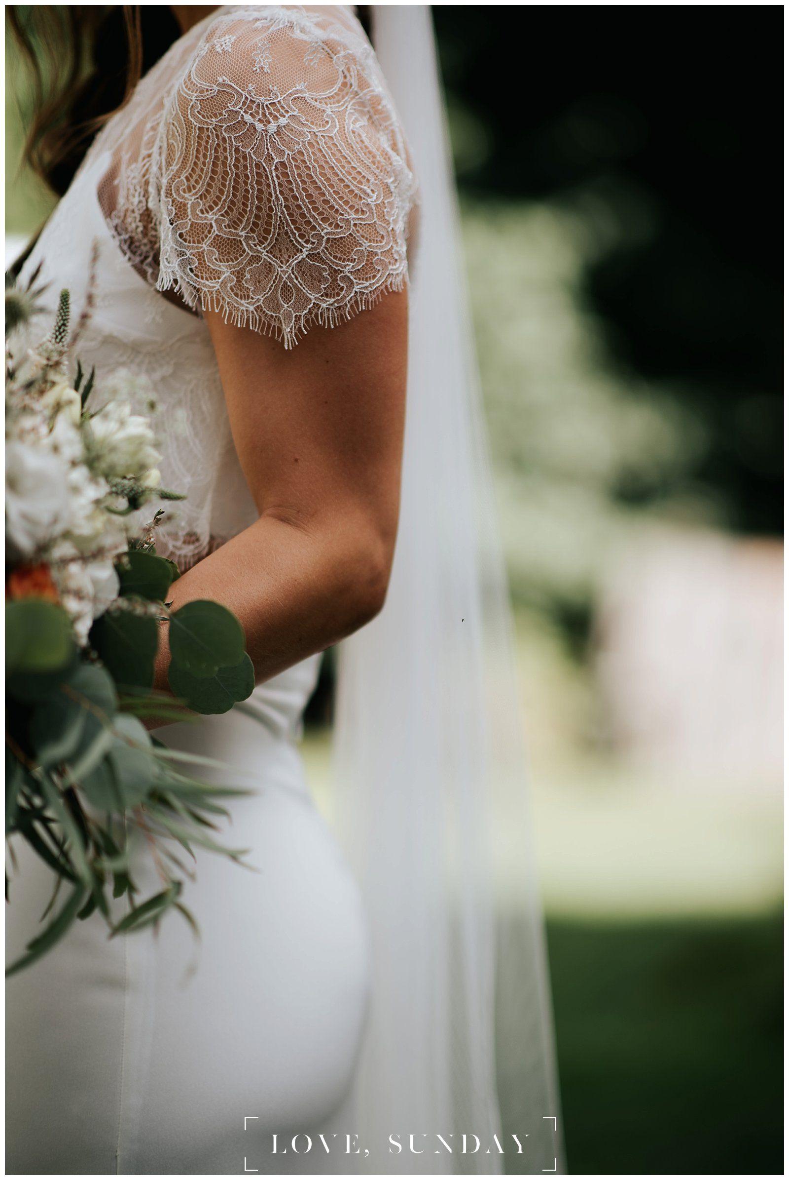 Alexandra grecco wedding dress boho chic bohemian bride two piece