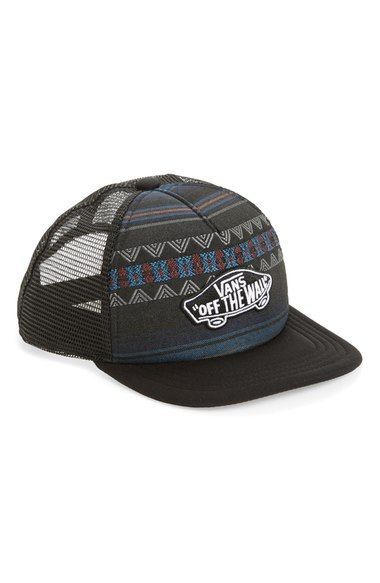 a3b8b8a266d Vans Classic Patch Snapback Hat (Big Boys) available at  Nordstrom. Find  this Pin and ...