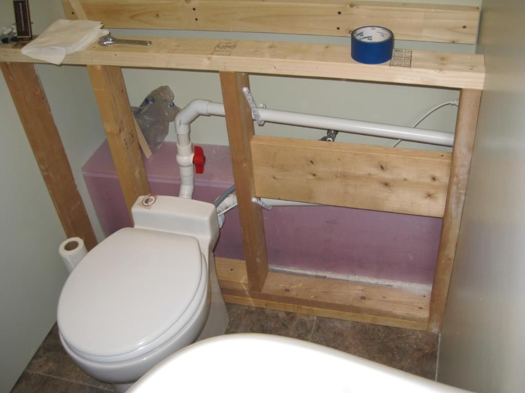 Saniflo Sanicompact One Piece Toilet With Macerator Photo By Retro