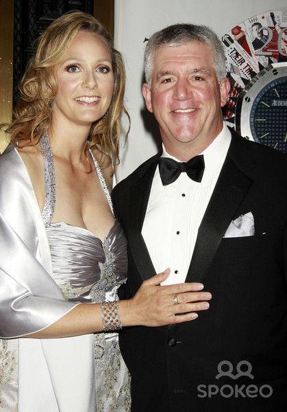 Gregory Jbara with beautiful, Wife Julie Jbara