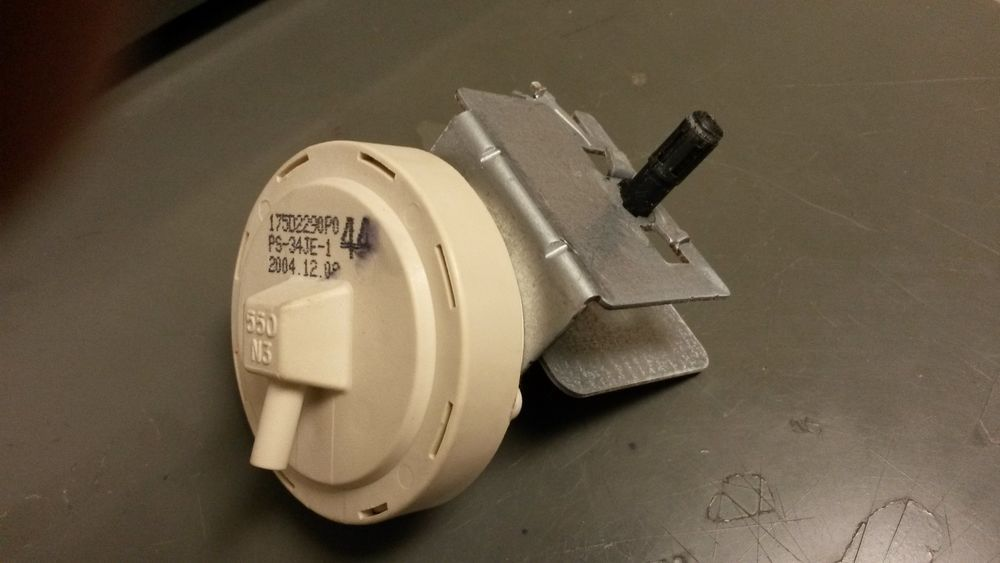 General Electric Hotpoint Washer Water Level Switch Wh12x10093 Appliance Parts Water Level Switch Hotpoint General Electric