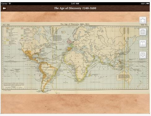 Free educational apps history maps of world iphone or ipad free free educational apps history maps of world iphone or ipad gumiabroncs Gallery