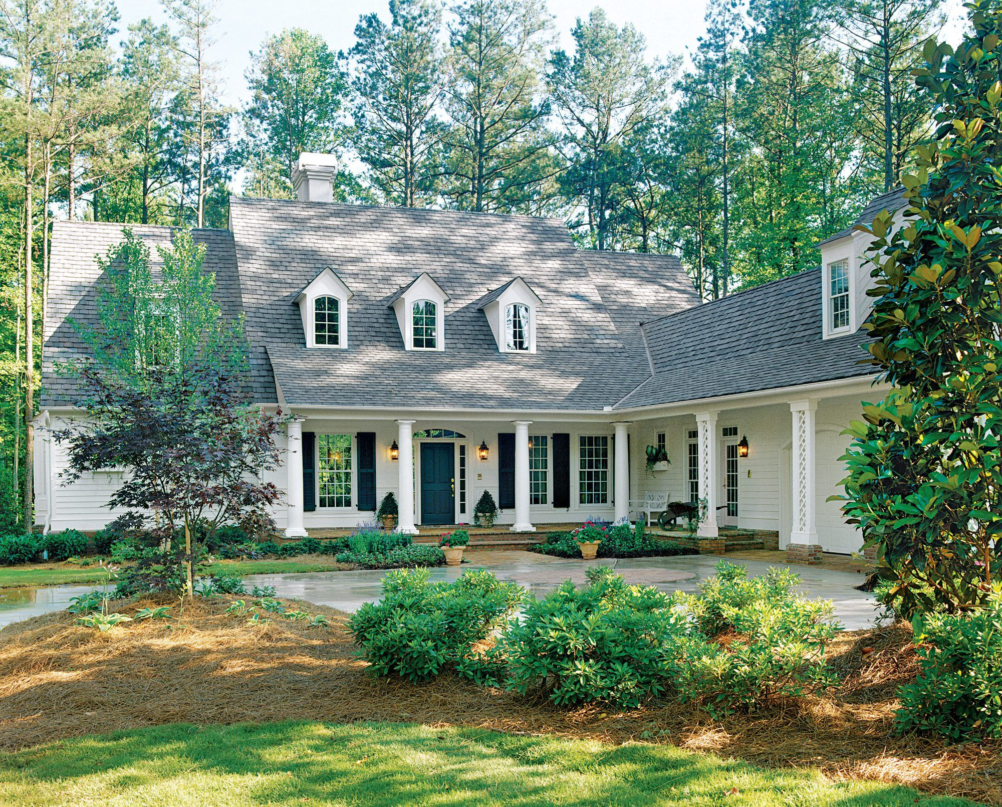 Wide Porches Thoughtful Layouts And Southern Details You Ll Love Southern Living House Plans Southern House Plans House Exterior
