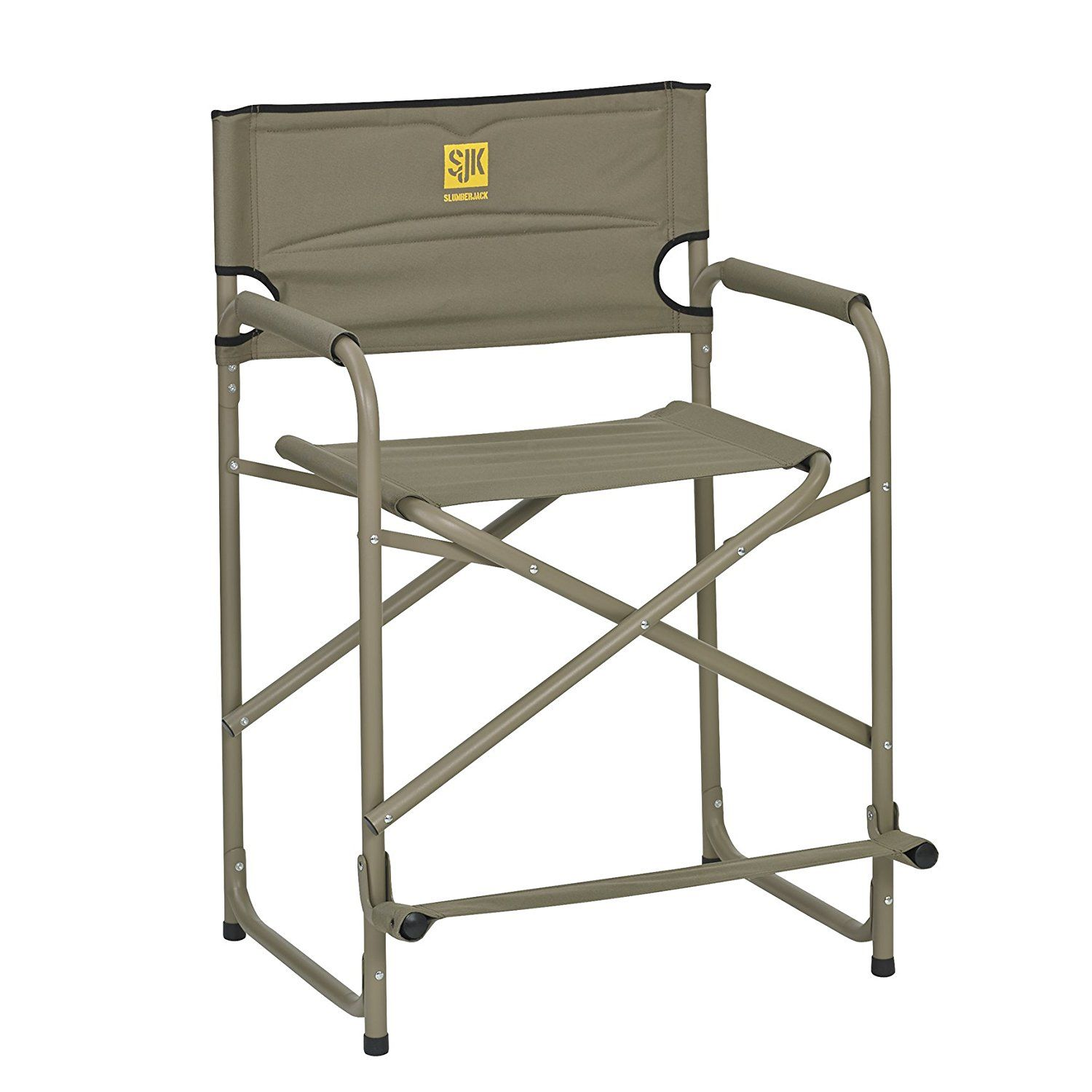 Steel Chair Accessories Diy Dining Room Seat Covers Camping Slumberjack Adult Big Tall Discover This Special Product Click The Image
