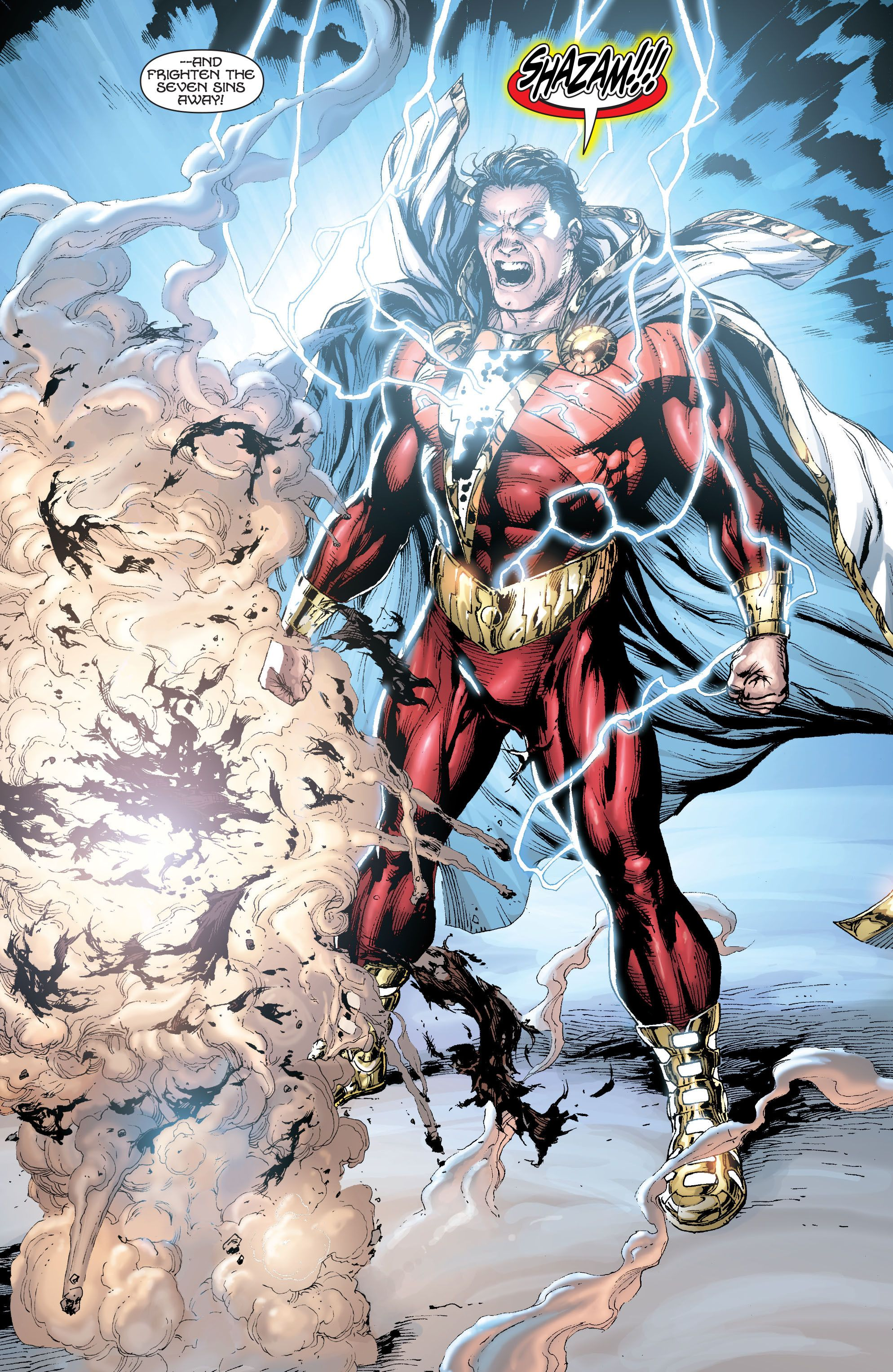 SHAZAM the best | Shazam | Pinterest | Comic, Captain marvel and Marvel