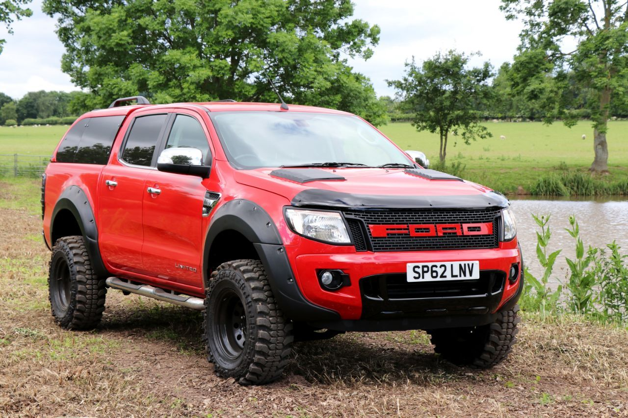 Second Hand Ford Ranger Pick Up Double Cab Seeker Raptor Red Edition Vat Q For Sale In Chesterfield Derbyshire Ford Ranger Ford Ranger Wildtrak Ford Rapter