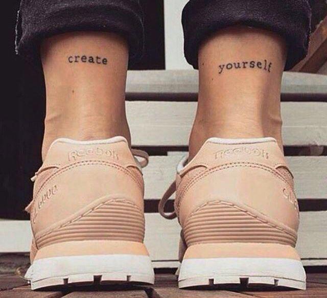 Tattoo Goals Quotes: N U D E // Camel & Blush