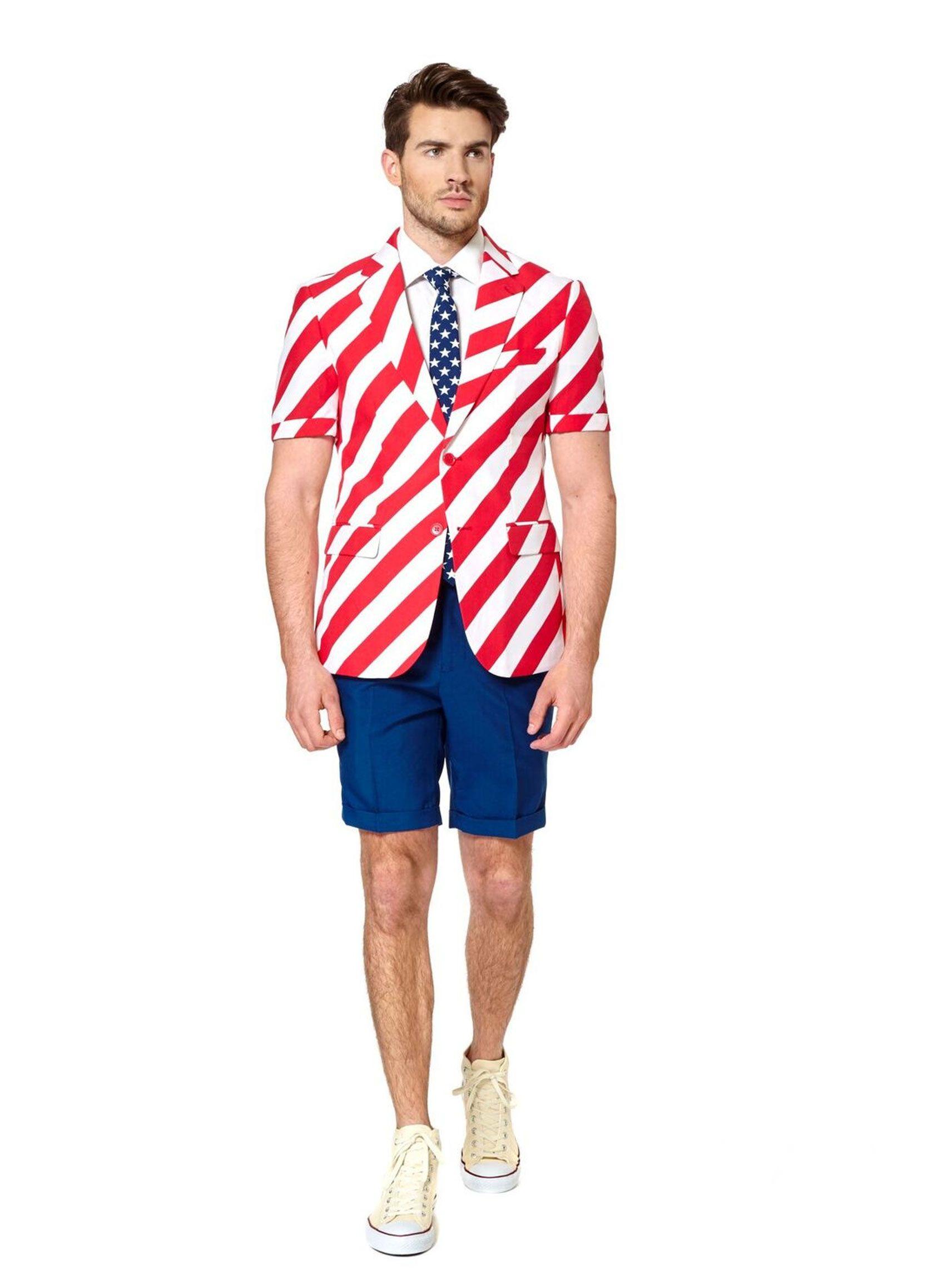 3b2f5f8c393f Abito estivo Americano uomo Opposuits™  Questo costume estivo di marca  Opposuits™