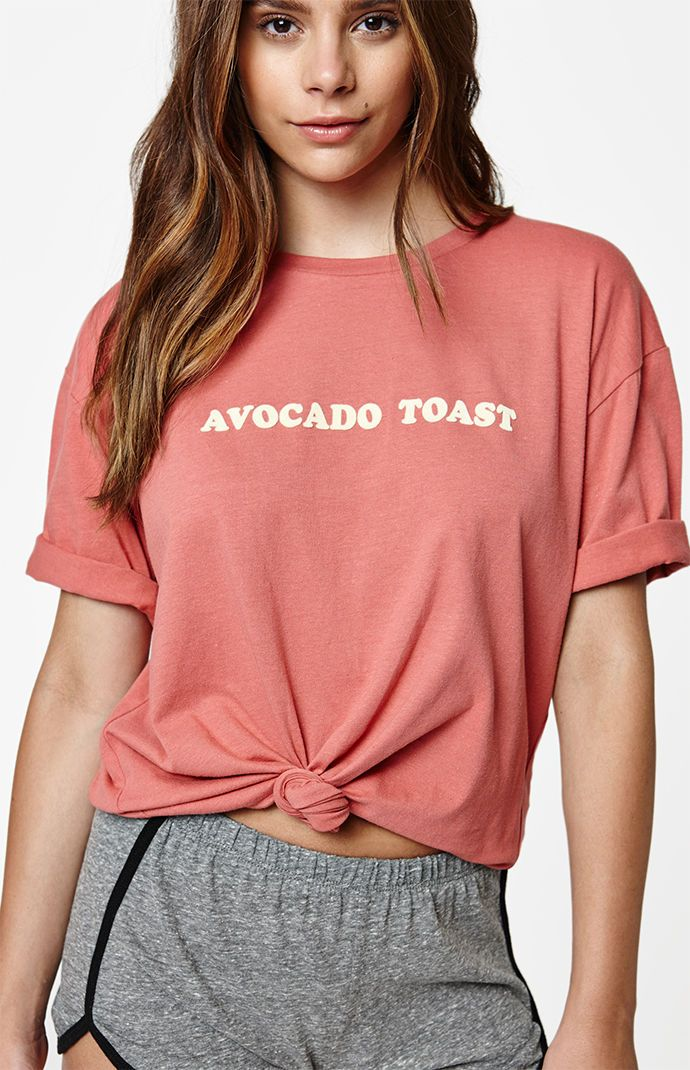 b67332cbddb Avocado Toast T-Shirt