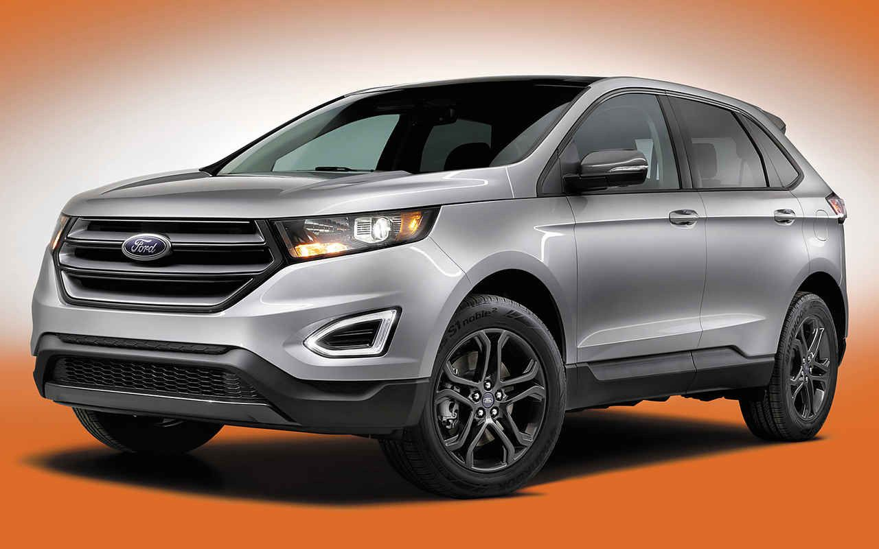2019 ford edge suv limited price the crossover ford edge was presented as the