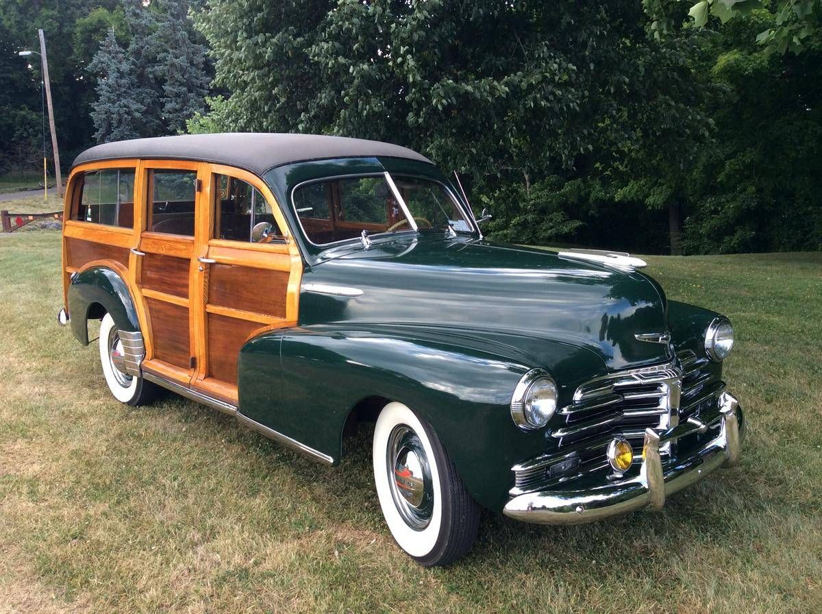 1948 Chevrolet Fleetmaster for sale #1936458 - Hemmings Motor News ...