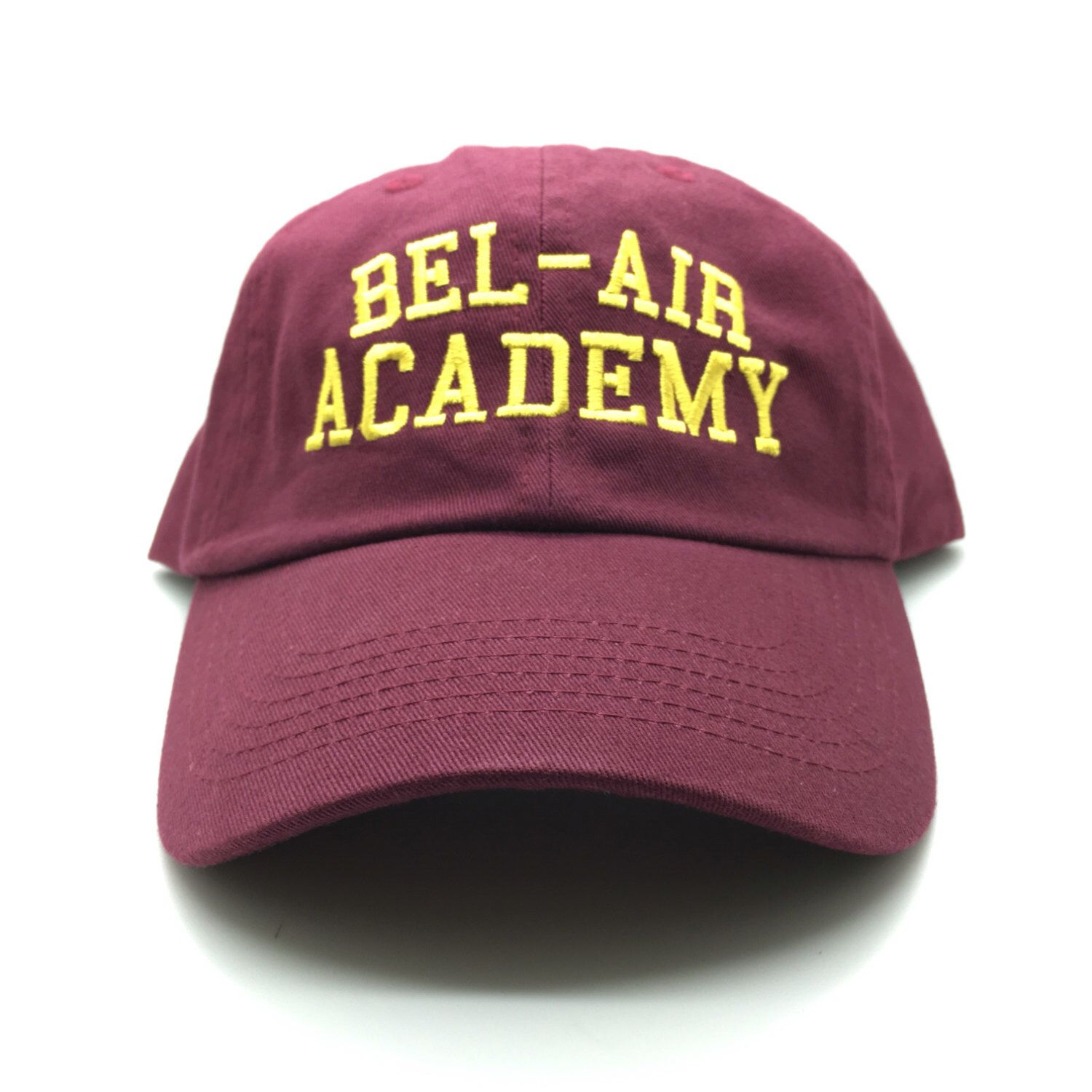 e230205e Will Smith Fresh Prince Fabolous Bel-Air Academy Dad Cap Hat 4 Jersey HAT  ONLY
