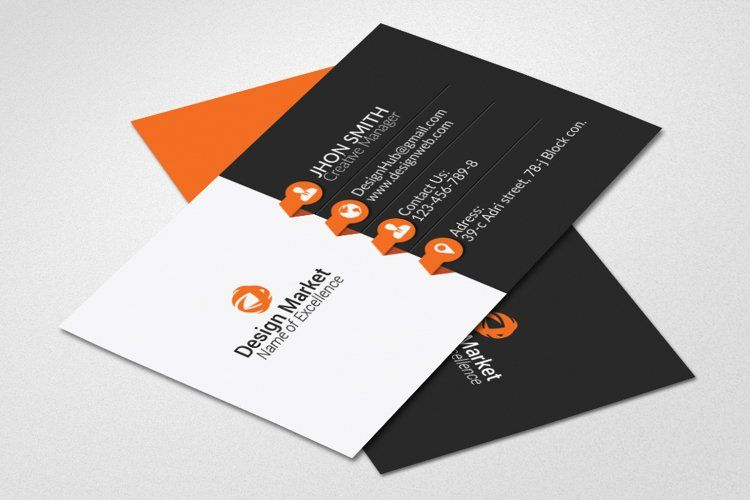 Business Cards Template 57590 Business Cards Design Bundles In 2021 Business Cards Creative Templates Business Card Template Business Card Template Design