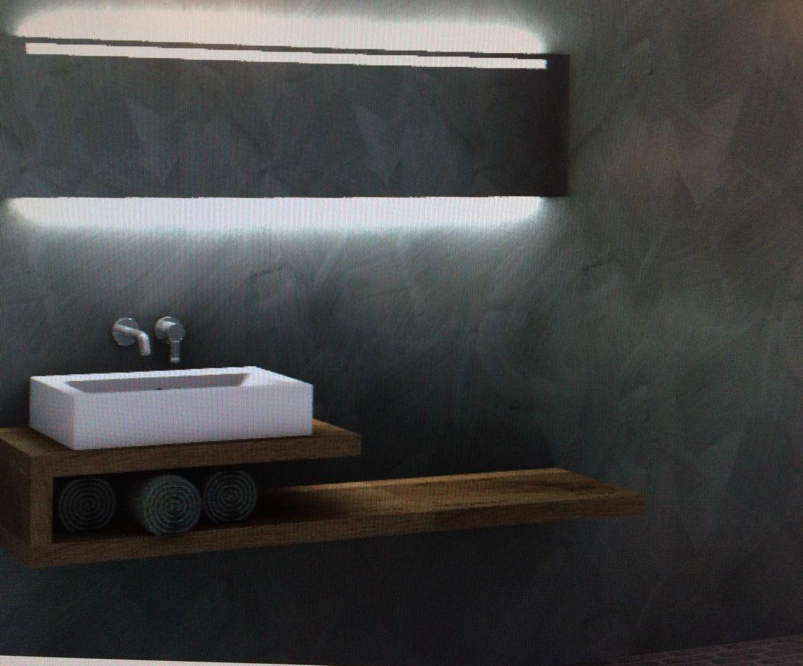 Mooie maatwerk badkamer meubelen, ook mogelijk bij Tegelhuys Ommen ...