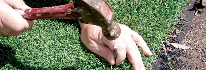 Rcp Block Brick How To Install Artificial Turf