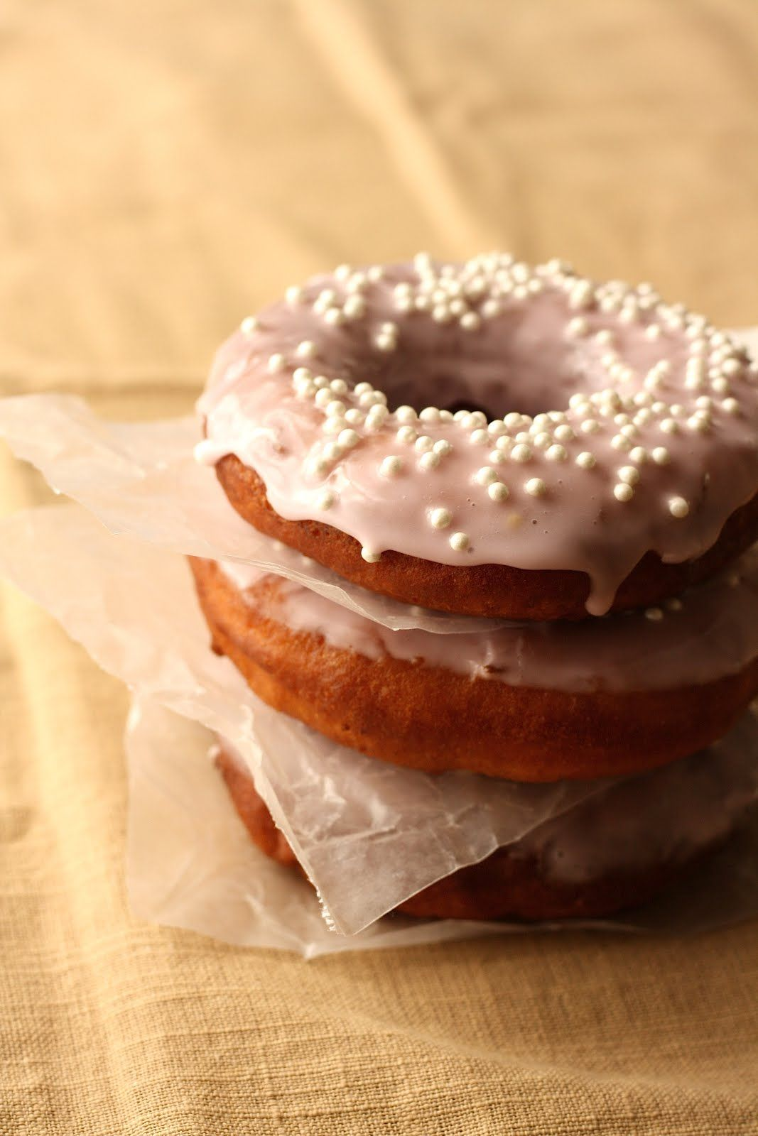 Classic Raised Donuts