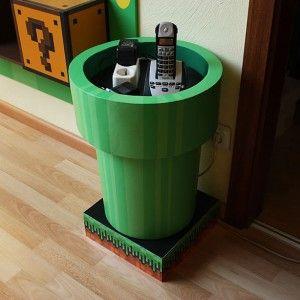 Idea For Our Mario Themed Bathroom Home Pinterest